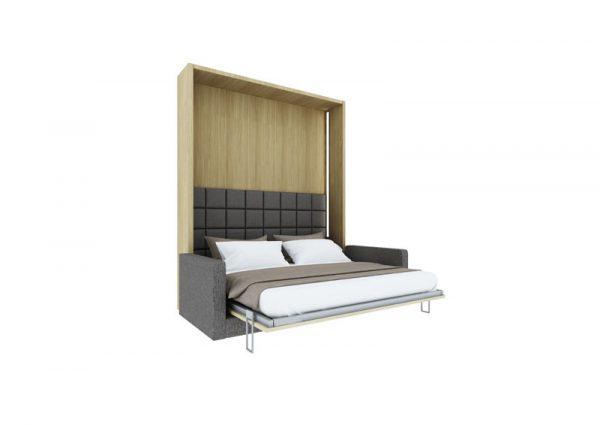 Smartbed V Sofa łóżko w szafie z sofą