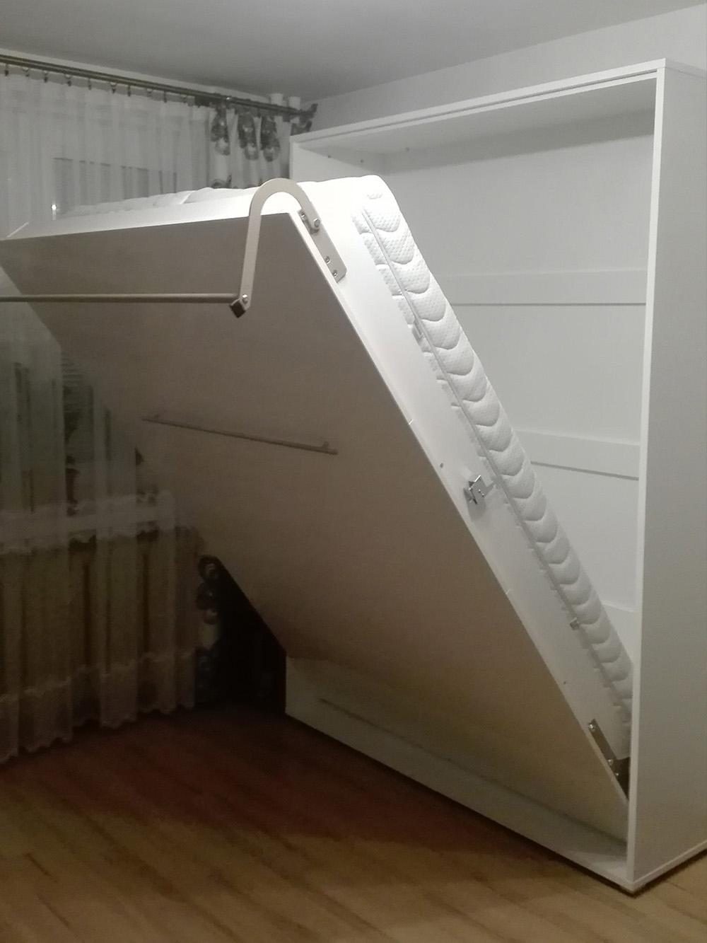 Concept PRO Lenart łozko w szafie