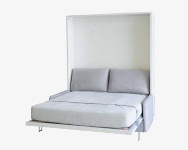 Smart bed łozko w szafie