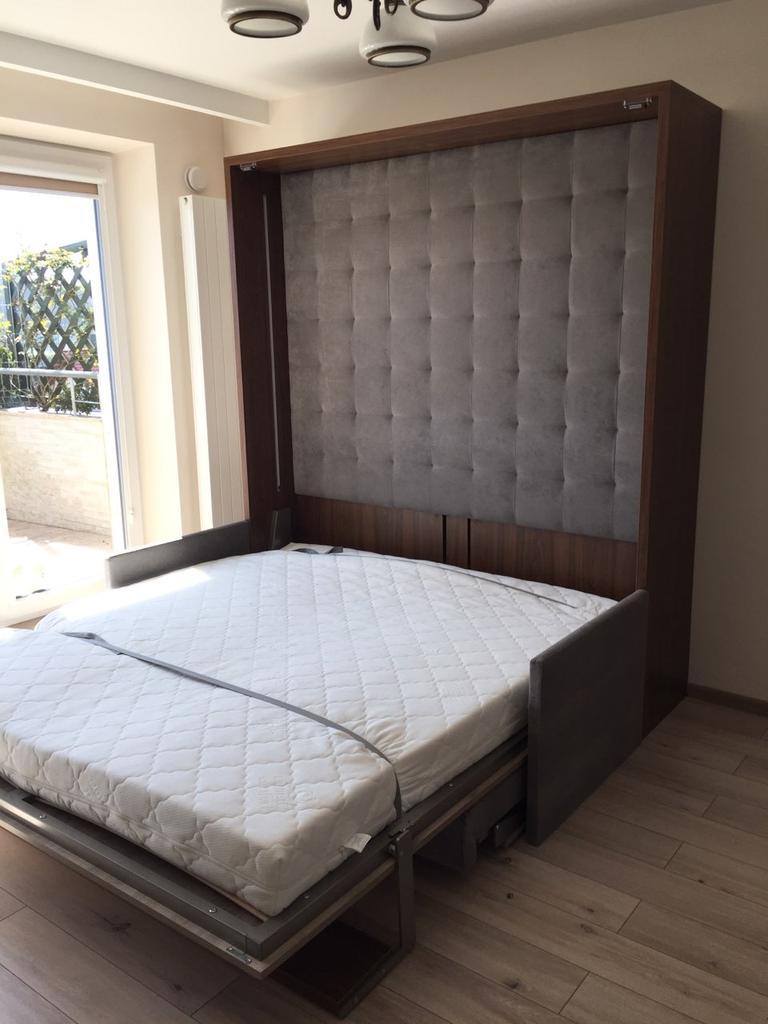 Łóżko otwierane pilotem Smartbed V Sofa