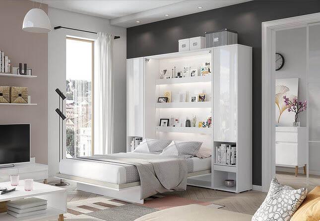 bed Concept PRO łozko w szafie