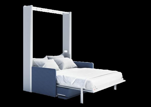 smartbed v young sofa łóżko w szafie zrob sam