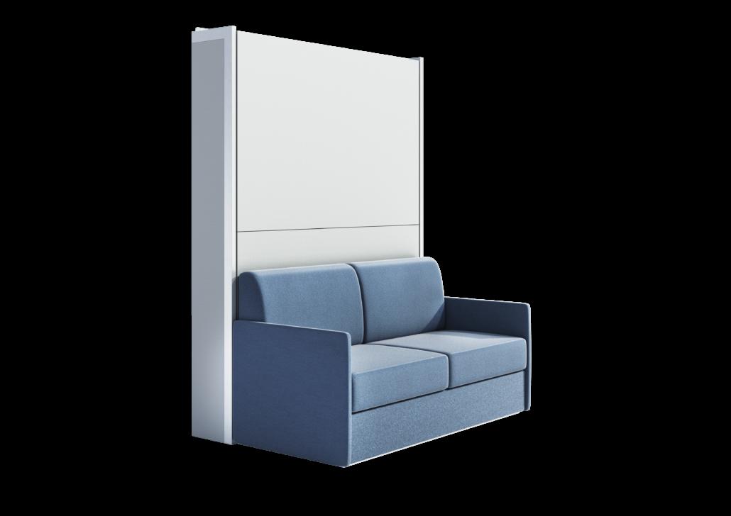 smartbed v young sofa łóżko w szafie do samodzielnego montażu