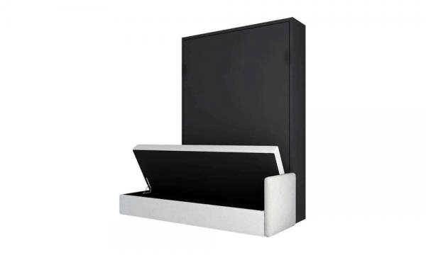 Łóżko w szafie z sofą Smartbed V Sofa Box