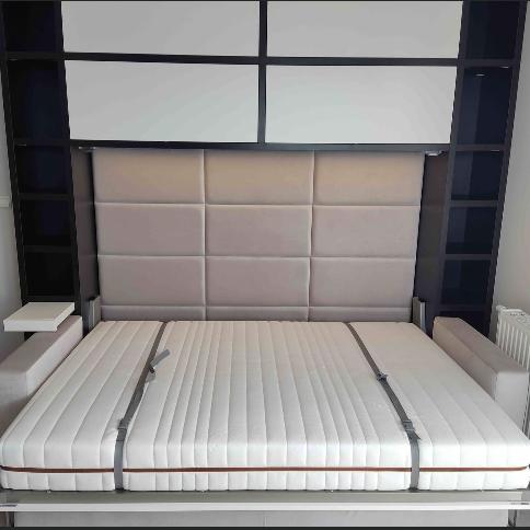 łóżko w szafie realizację 3 - min